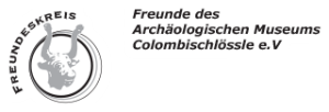 Logo Freunde des Archäologischen Museums Colombischlössle e.V.